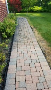 Landscaping after Clear-Pipe Service